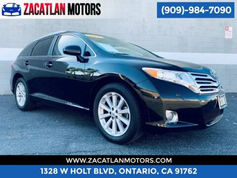 2010 Toyota Venza for sale at Ontario Auto Square in Ontario CA