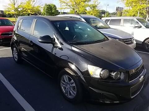 2012 Chevrolet Sonic for sale at Southern Auto Solutions - Lou Sobh Kia in Marietta GA