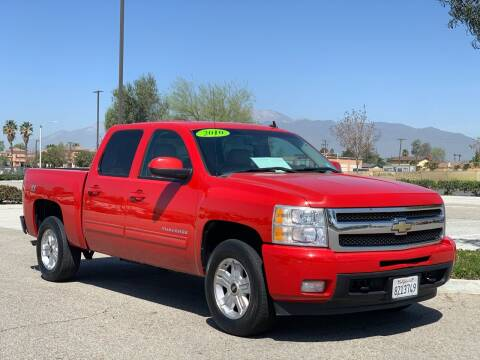 2010 Chevrolet Silverado 1500 for sale at Esquivel Auto Depot in Rialto CA