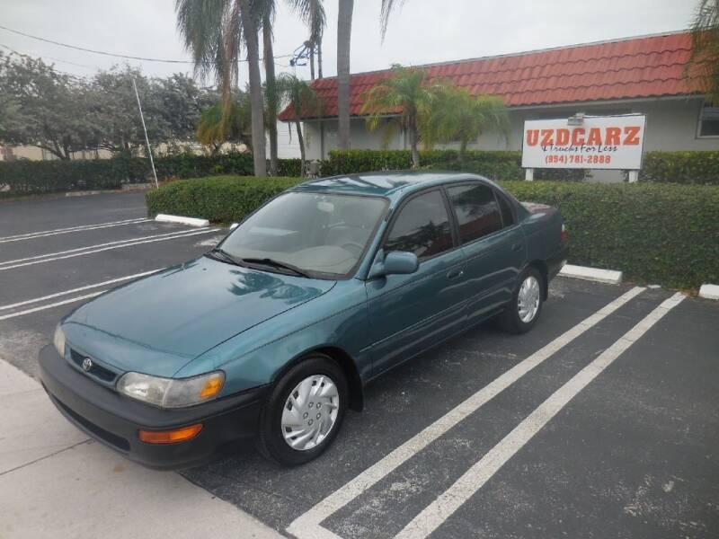 1996 Toyota Corolla for sale in Pompano Beach, FL