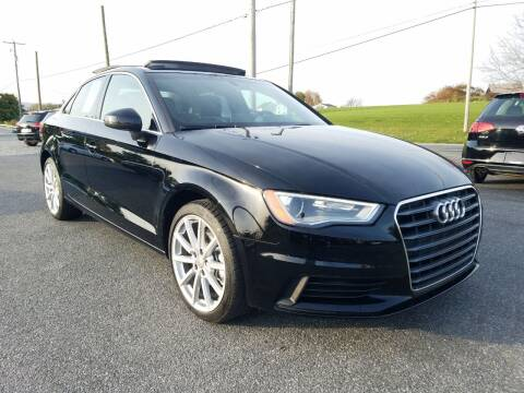 2015 Audi A3 for sale at John Huber Automotive LLC in New Holland PA
