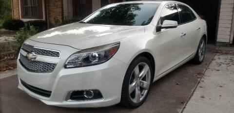 2013 Chevrolet Malibu for sale at R.E.D. Auto Sales LLC in Joplin MO