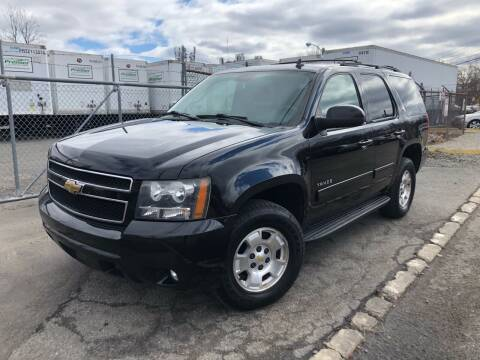 2011 Chevrolet Tahoe for sale at Giordano Auto Sales in Hasbrouck Heights NJ