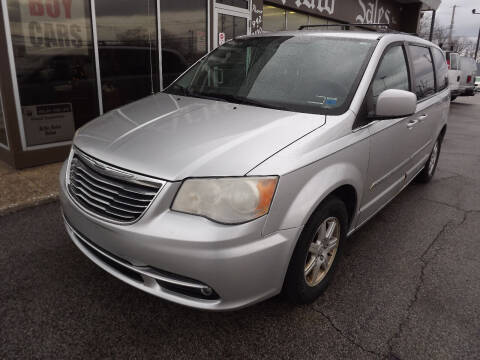 2011 Chrysler Town and Country for sale at Arko Auto Sales in Eastlake OH