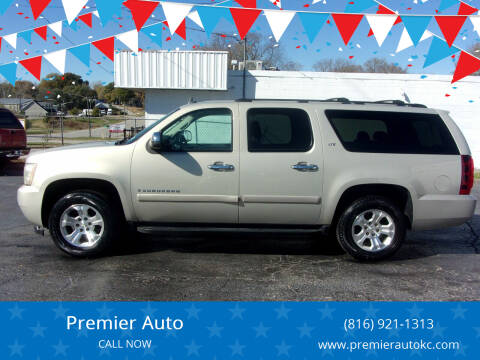 2007 Chevrolet Suburban for sale at Premier Auto in Independence MO