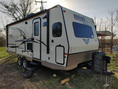 2017 Forest River ROCKWOOD 2506S for sale at Texas RV Trader in Cresson TX
