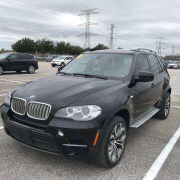 2012 BMW X5 for sale at Texas Luxury Auto in Houston TX