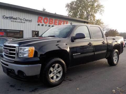 2012 GMC Sierra 1500 for sale at Roberti Automotive in Kingston NY