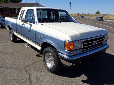 1990 Ford F-150 for sale at John's Auto Mart in Kennewick WA