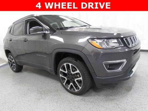 2018 Jeep Compass for sale at MATTHEWS HARGREAVES CHEVROLET in Royal Oak MI