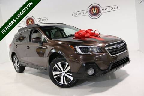 2019 Subaru Outback for sale at Unlimited Motors in Fishers IN