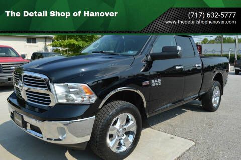 2014 RAM Ram Pickup 1500 for sale at The Detail Shop of Hanover in New Oxford PA