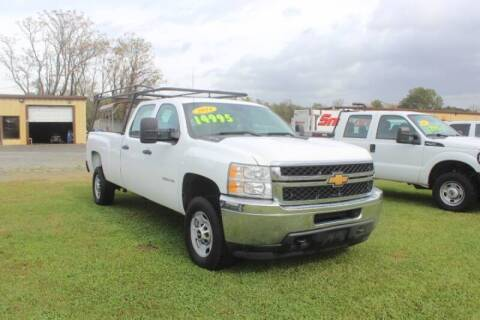 2014 Chevrolet Silverado 2500HD for sale at Vehicle Network - LEE MOTORS in Princeton NC