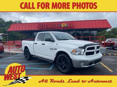2016 RAM Ram Pickup 1500 for sale at Autowest of GR in Grand Rapids MI