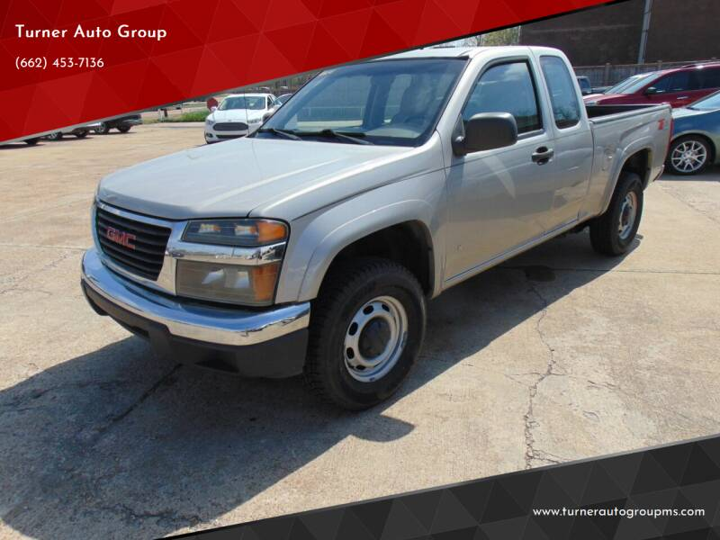 2006 GMC Canyon for sale at Turner Auto Group in Greenwood MS