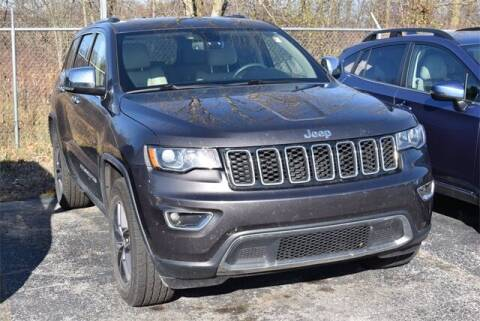 2018 Jeep Grand Cherokee for sale at BOB ROHRMAN FORT WAYNE TOYOTA in Fort Wayne IN