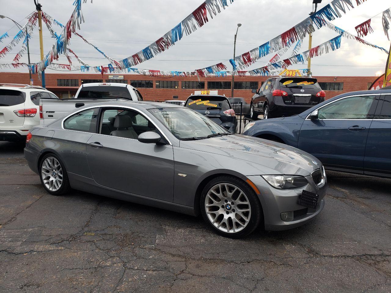 2008 BMW 3 Series 328i Coupe RWD