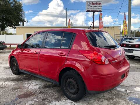 2007 Nissan Versa for sale at Mego Motors in Orlando FL