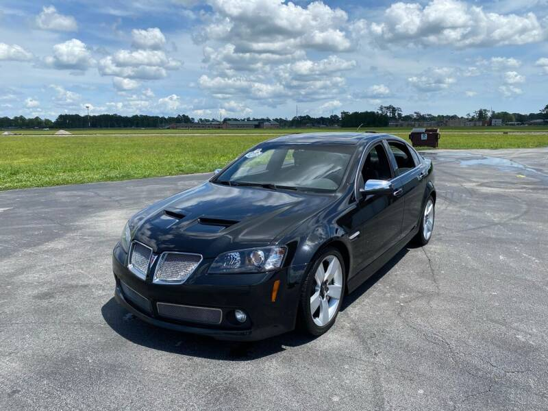2008 Pontiac G8 for sale at Select Auto Sales in Havelock NC