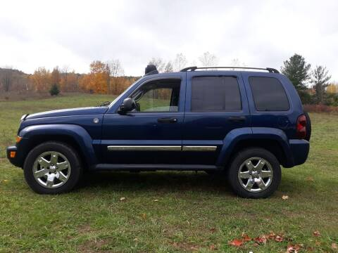 2005 Jeep Liberty for sale at Parkway Auto Exchange in Elizaville NY