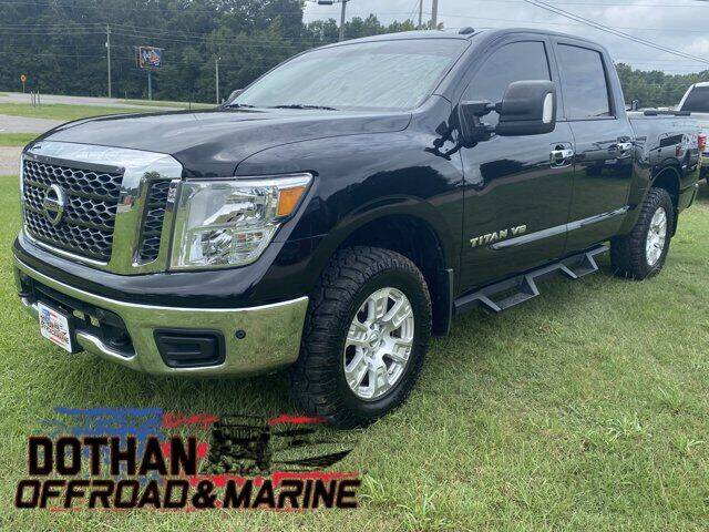 2018 Nissan Titan for sale at Dothan OffRoad And Marine in Dothan AL