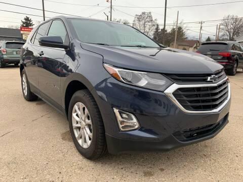 2018 Chevrolet Equinox for sale at Auto Gallery LLC in Burlington WI