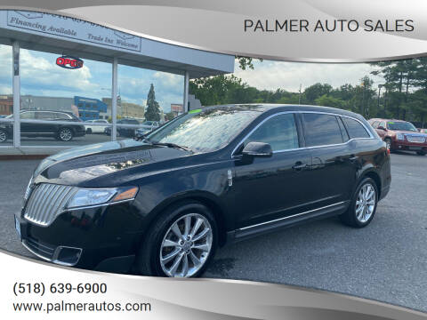 2011 Lincoln MKT for sale at Palmer Auto Sales in Menands NY