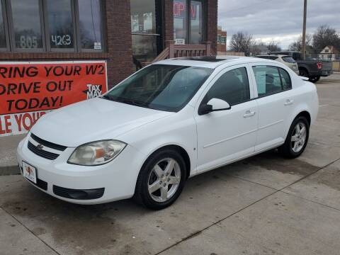 2008 Chevrolet Cobalt for sale at CARS4LESS AUTO SALES in Lincoln NE