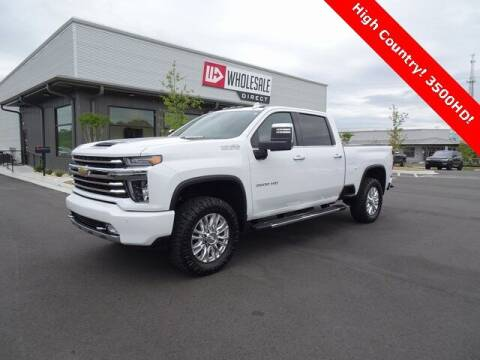 2020 Chevrolet Silverado 3500HD for sale at Wholesale Direct in Wilmington NC
