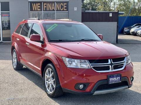 2014 Dodge Journey for sale at Stanley Direct Auto in Mesquite TX