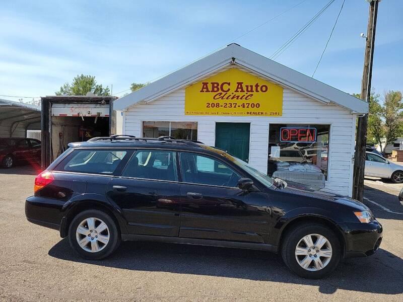 2005 Subaru Outback for sale at ABC AUTO CLINIC CHUBBUCK in Chubbuck ID