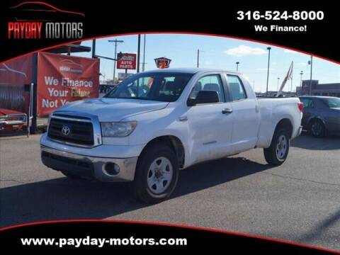 2010 Toyota Tundra for sale at Payday Motors in Wichita And Topeka KS