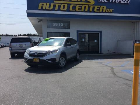 2016 Honda CR-V for sale at Lucas Auto Center in South Gate CA