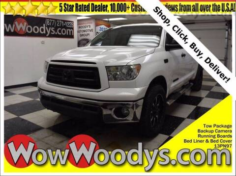 2013 Toyota Tundra for sale at WOODY'S AUTOMOTIVE GROUP in Chillicothe MO