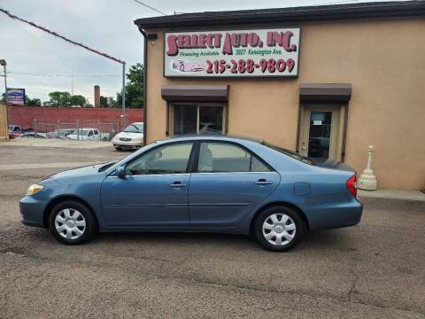 2003 Toyota Camry for sale at SELLECT AUTO INC in Philadelphia PA