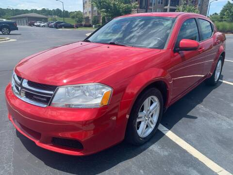 2011 Dodge Avenger for sale at LA 12 Motors in Durham NC