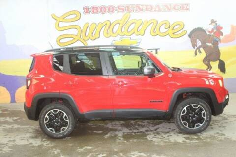 2016 Jeep Renegade for sale at Sundance Chevrolet in Grand Ledge MI