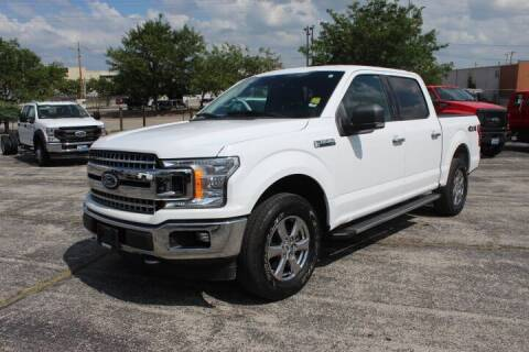 2018 Ford F-150 for sale at BROADWAY FORD TRUCK SALES in Saint Louis MO