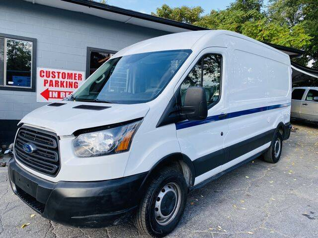 2018 Ford Transit Cargo for sale at M&M's Auto Sales & Detail in Kansas City KS