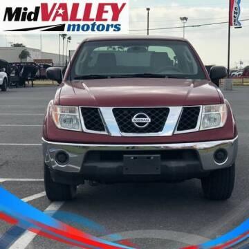 2006 Nissan Frontier for sale at Mid Valley Motors in La Feria TX