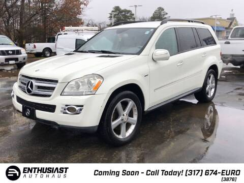 2009 Mercedes-Benz GL-Class for sale at Enthusiast Autohaus in Sheridan IN