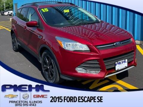 2015 Ford Escape for sale at Piehl Motors - PIEHL Chevrolet Buick Cadillac in Princeton IL