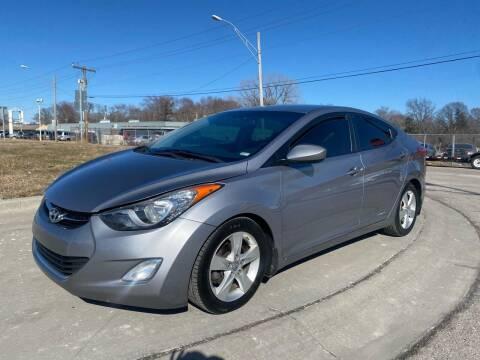 2013 Hyundai Elantra for sale at Xtreme Auto Mart LLC in Kansas City MO