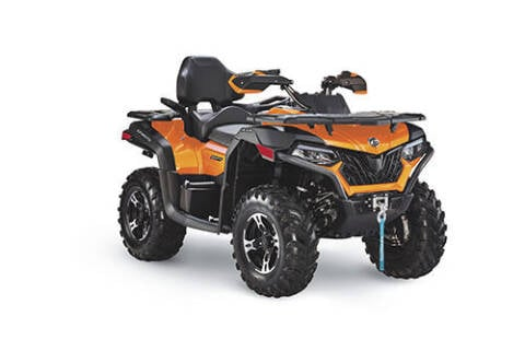 2021 CF Moto C 600 Touring orange for sale at Power Edge Motorsports- Millers Economy Auto in Redmond OR