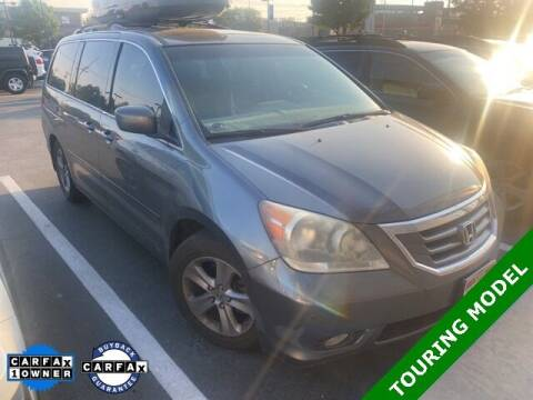 2010 Honda Odyssey for sale at NATE WADE SUBARU in Salt Lake City UT