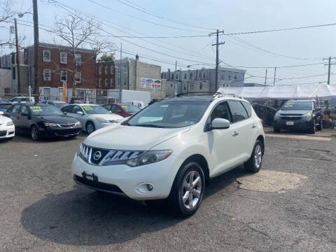 2009 Nissan Murano for sale at Impressive Auto Sales in Philadelphia PA