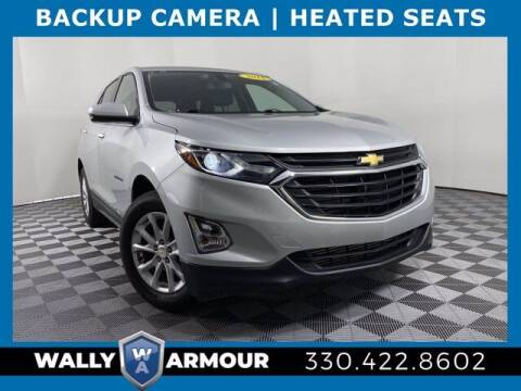2018 Chevrolet Equinox for sale at Wally Armour Chrysler Dodge Jeep Ram in Alliance OH
