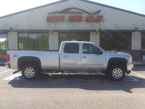 2013 Chevrolet Silverado 3500HD for sale at DOUG'S AUTO SALES INC in Pleasant View TN