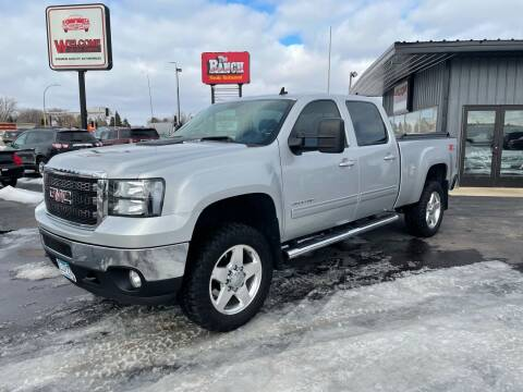 2013 GMC Sierra 2500HD for sale at Welcome Motor Co in Fairmont MN