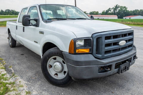 2006 Ford F-350 Super Duty for sale at Fruendly Auto Source in Moscow Mills MO